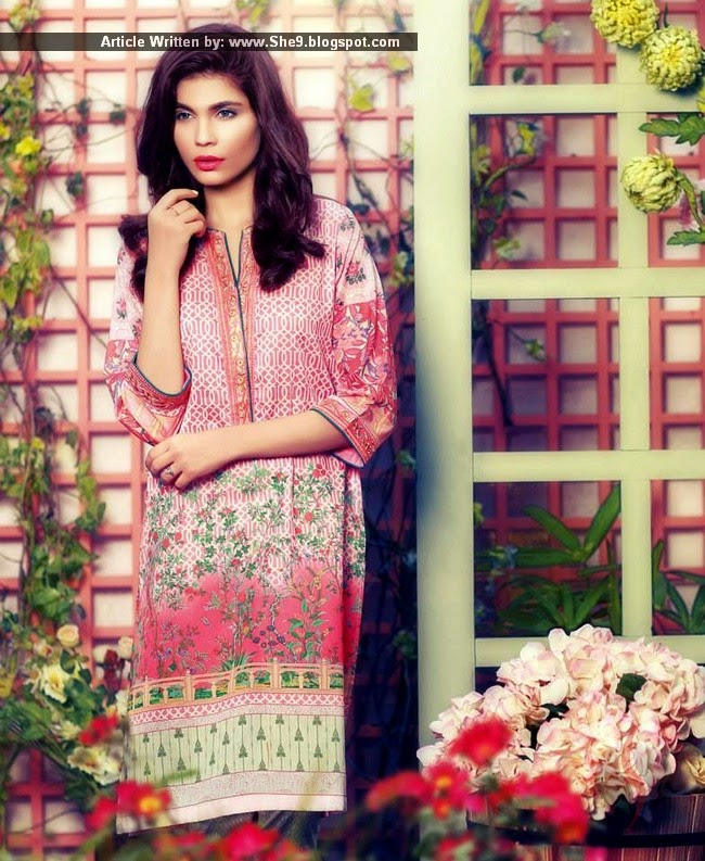 Ethnic Spring Ready to Wear Collection 2015