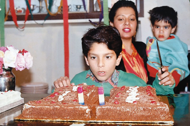 Picture of the DayYuvraj Singh Childhood Photos