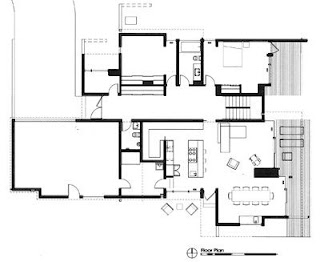 Modern Home Design Plans on Home Designs  Perfect Modern Home Floor Plans Ideas