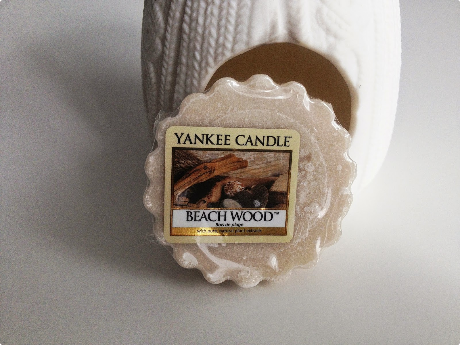 Beach Wood, Yankee Candle