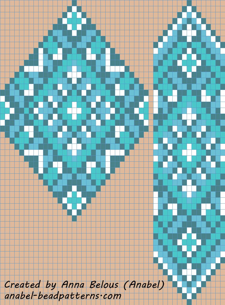 Плетение гердана схемы