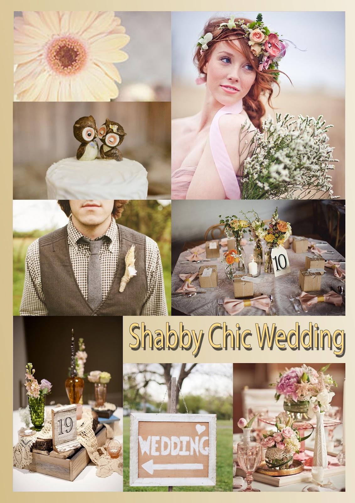 Свадьба в стиле шик своими руками