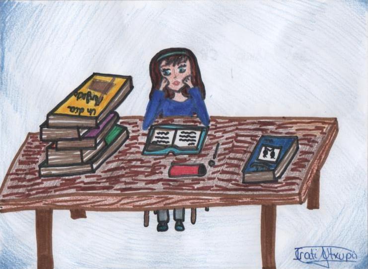 El baúl de los libros