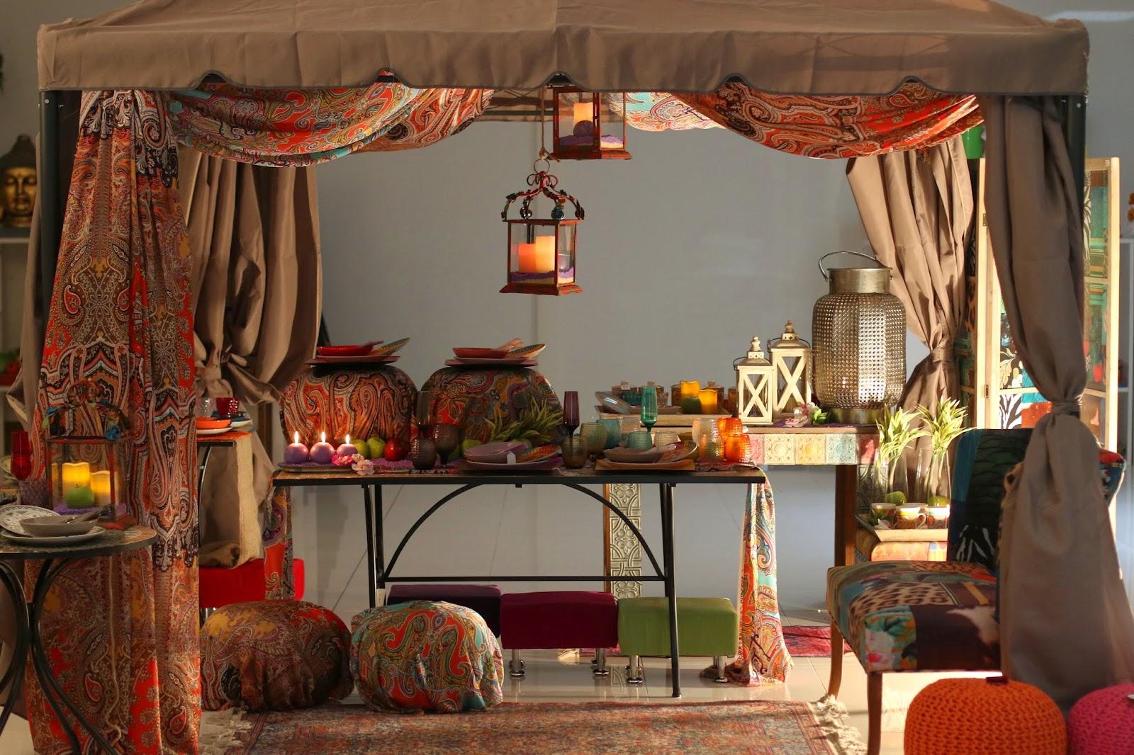 Villa d 39 este home tivoli ispirazioni d 39 oriente for Arredamento stile marocco