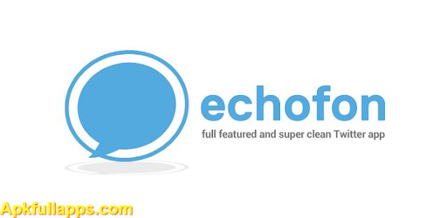 Echofon PRO for Twitter v2.1.0.0 Build 2102