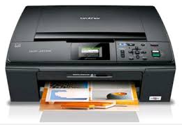 Free Download Driver Printer Brother DCP J125