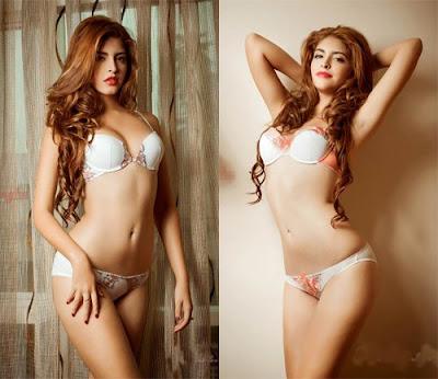 Model Tercantik dan Paling Seksi Asal Vietnam