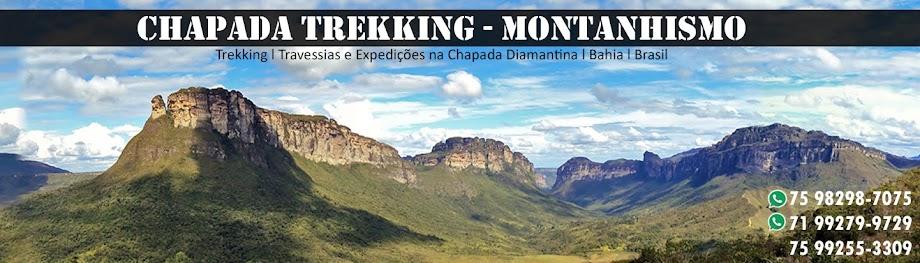 Chapada Trekking - Montanhismo
