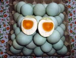 Sukses Usaha Rumahan Telur Asin