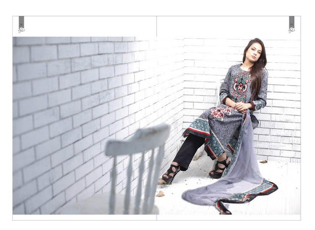 DesignerLawnCollectionwwwShe9blogspotcom252832529 - Rabea Designer Lawn Collection | Embroidered Lawn Collection of 2