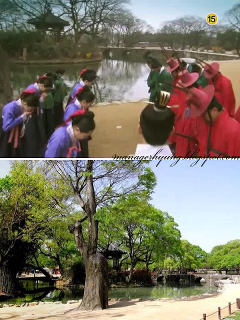 rooftop prince shooting location