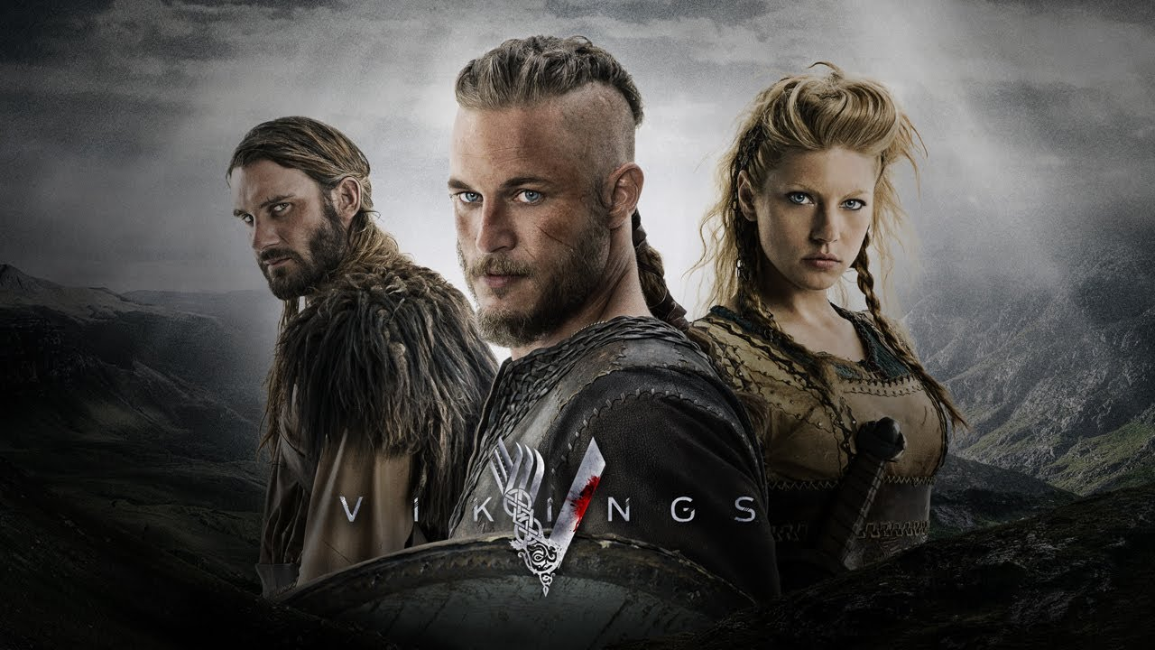 Nathan Otoole And Travis Fimmel Of The Television Series Vikings Stratocaster Blender Wiring Is A Historical Drama Written Created By Michael Hirst For History Channel Filmed In Ireland It Premiered On March 3