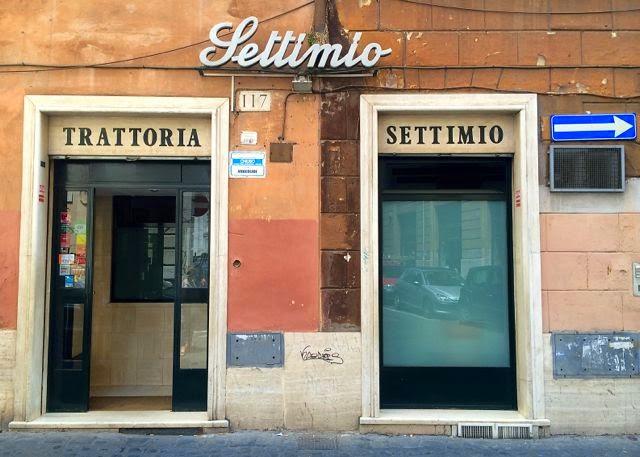 Hamburgers in Rome {Settimo al Pellegrino}