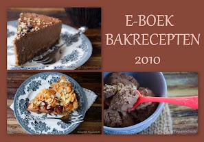 E-BOEK BAKRECEPTEN 2010