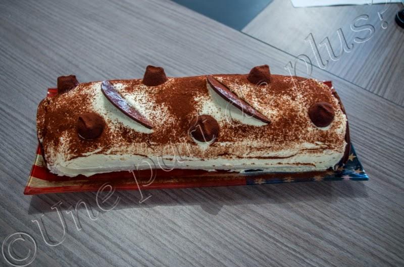 Buche tiramisu de noel by herve cuisine