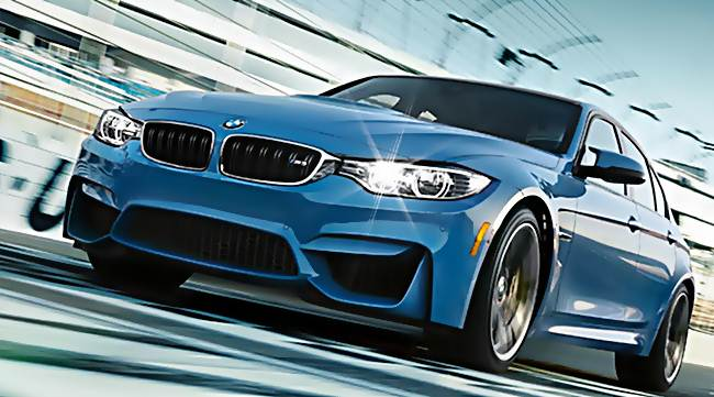 2016 BMW M3 Redesign