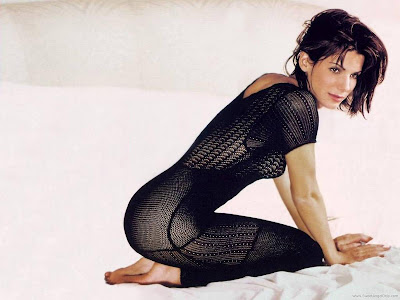 Famous American Actress Sandra Bullock Wallpaper