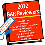 BAR REVIEWERS 2012