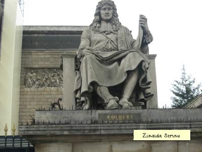 paris-statuia-lui-colbert-ministrul-lui-ludovic-al-xiv-lea
