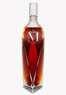 BOTELLA THE MACALLAN IMPERIALE M DECANTER