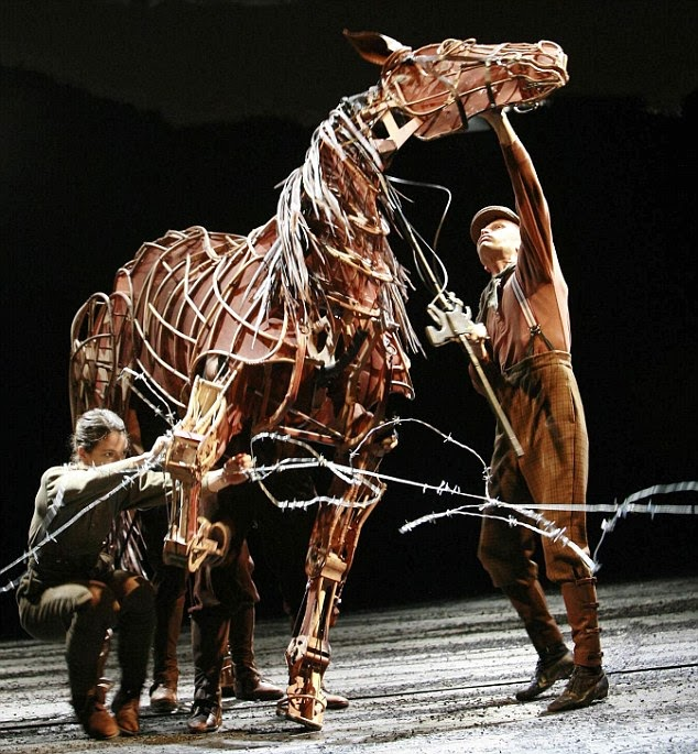 essay on war horse Set against a sweeping canvas of rural england and europe during the first world war, war horse begins with the remarkable friendship between a horse named joey and a.