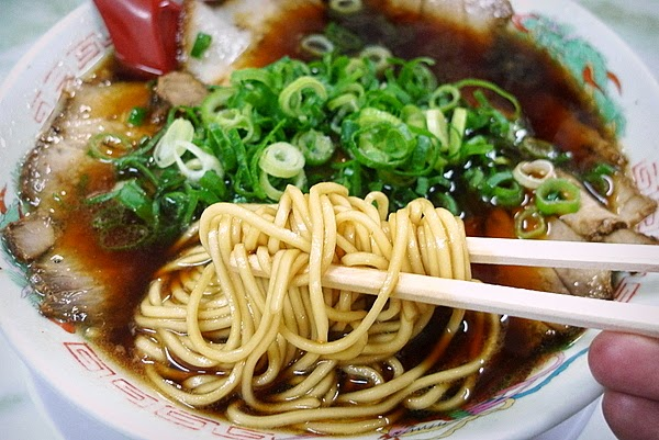 新福菜館三条店 ラーメン