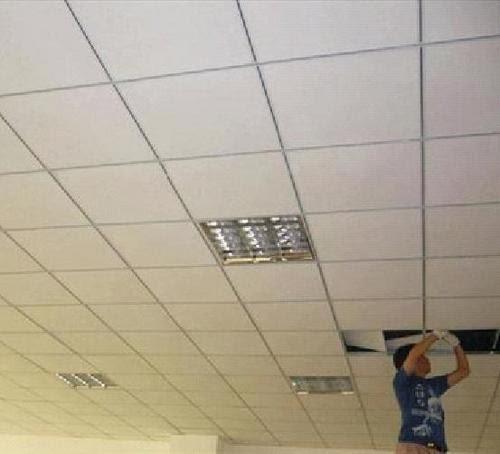 Cielorrasos en PVC - Uruguay