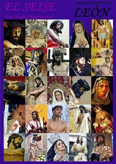 Los pasos de la Semana Santa de León