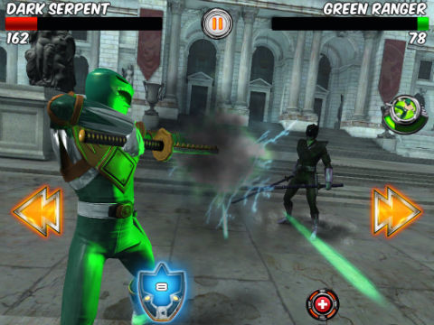 Power Rangers Legends review