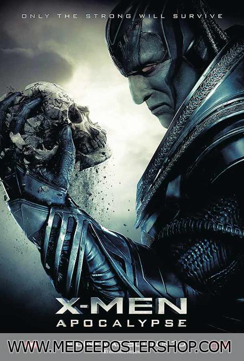 X-MEN Apocalypse 2016 Poster Movie