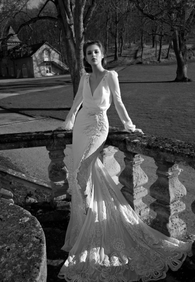 Paris Wedding Dress