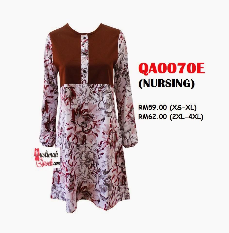 T-Shirt-Muslimah-Qaseh-QA0070E