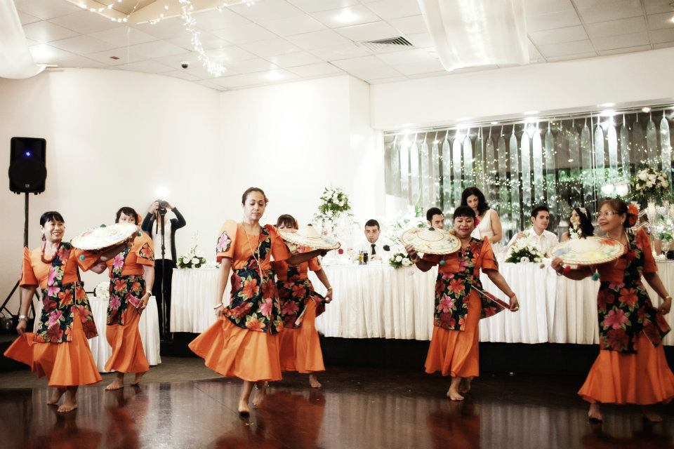 Filipino Traditional Dance http://theweddinggurus.blogspot.com/2012/01/wedding-of-carla-and-james.html