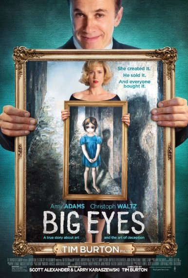 Ai Là Danh Hoạ - Big Eyes