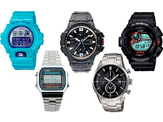 comprar smartwatches de casio