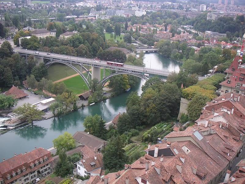 瑞士伯恩旅遊