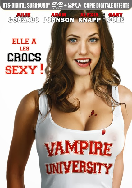 Regarder Vampire University en streaming