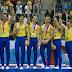 Final por equipes masculina. Brasil A x Estados Unidos B. Quem leva a melhor no Pan?