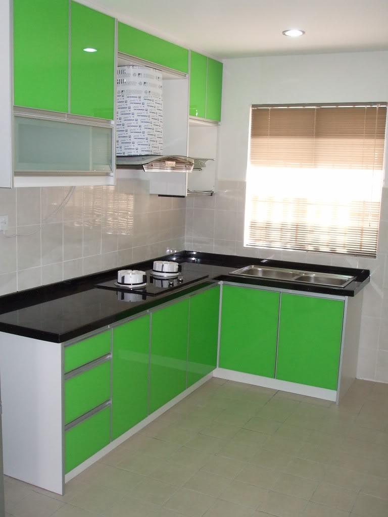 Avia Rahmah Resources Table Top N Kitchen Cabinet Concrete 3g