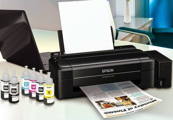5 Daftar Printer Inkjet Epson Terbaik 2015