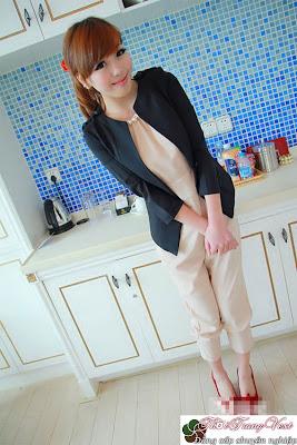 Áo vest nữ mới nhất cho năm 2013