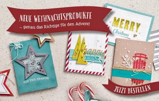Noch mehr Weihnachtsprodukte!