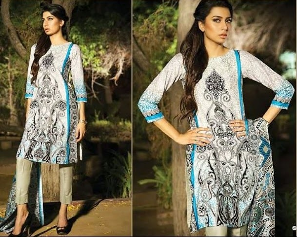 Ittehad Khaddar for Winter 2014