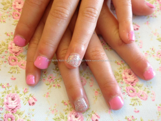 Nail Design For Kids Eith Gels
