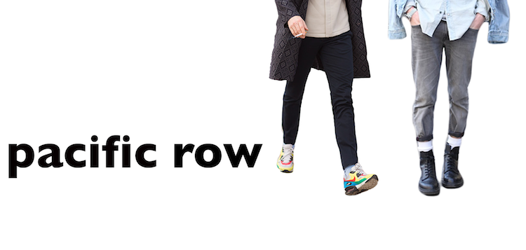 pacific row
