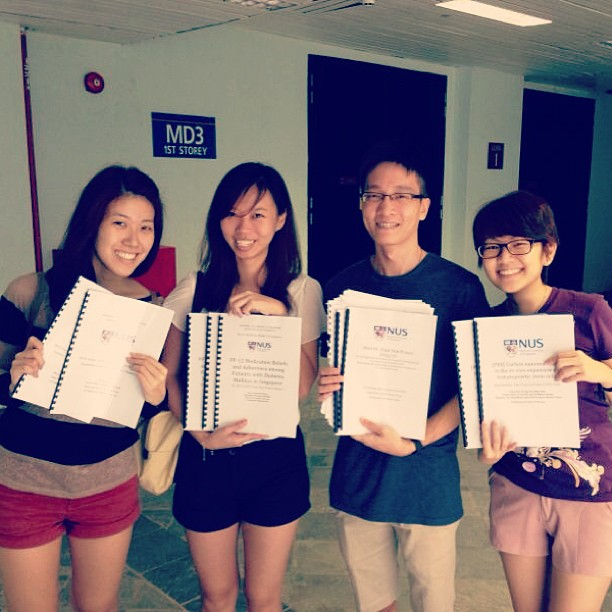 rachel! ♥ : looking back at the 4 years in nus, Presentation templates