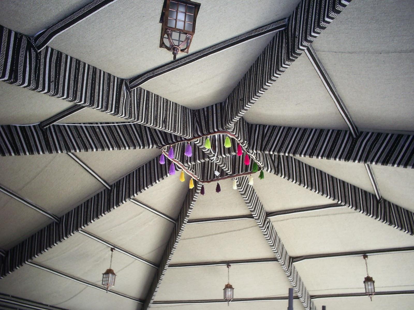 otağ kıl çadırın içi