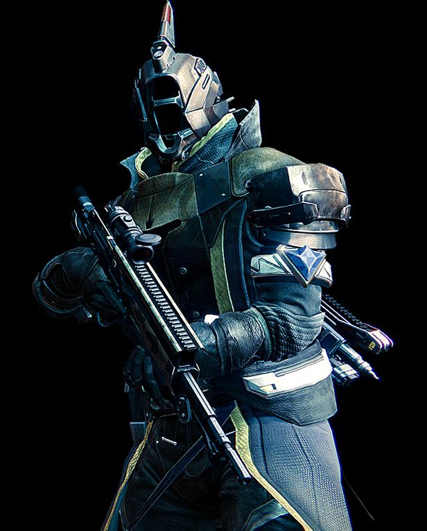 Le Gardien Arcaniste sur Destiny