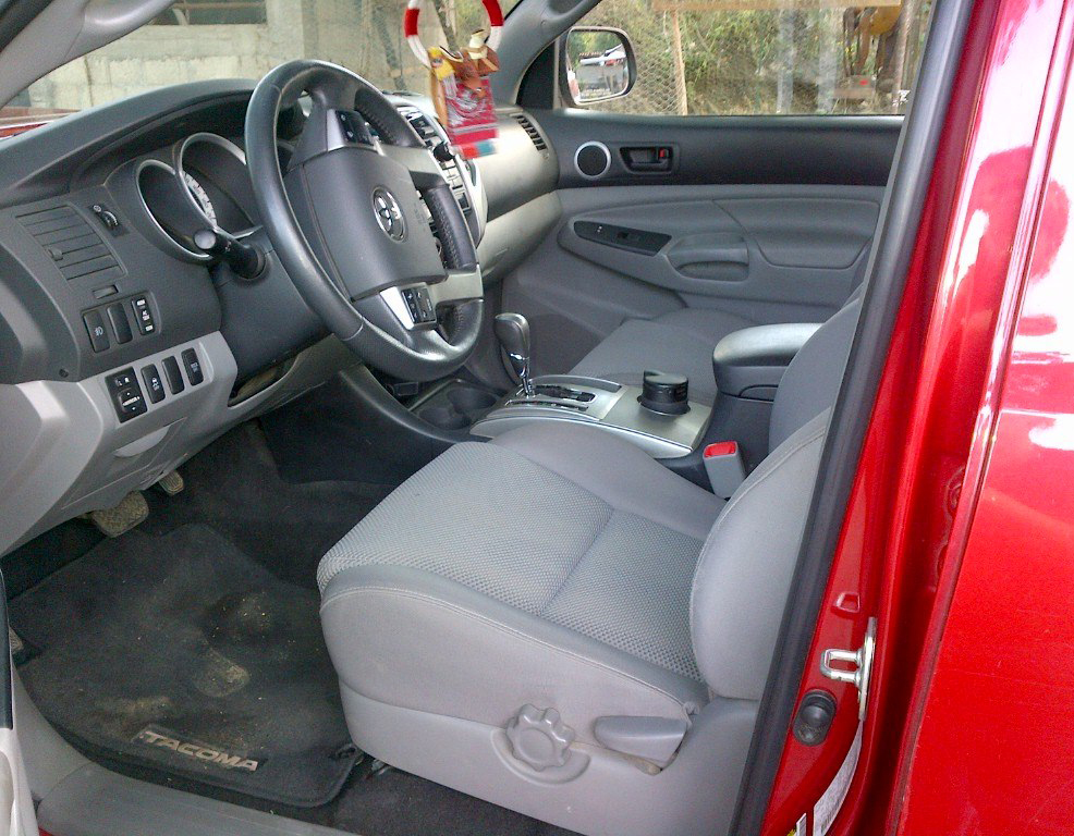 towing capacity of toyota tacoma v4 autos post. Black Bedroom Furniture Sets. Home Design Ideas