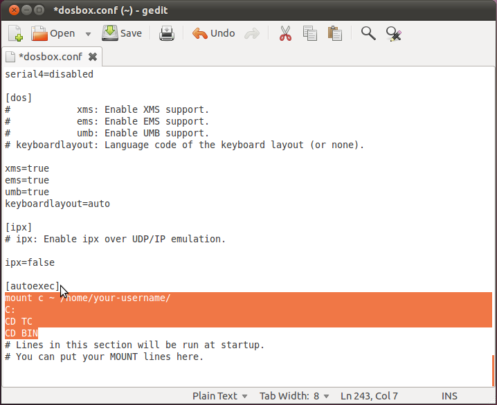 turbo c compiler for ubuntu free download